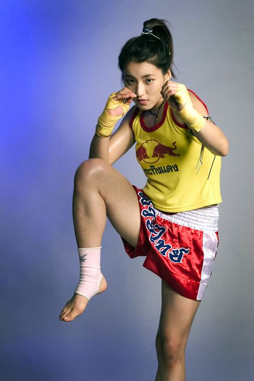 Lim Su-Jeong (kickboxer) Meet K139s Lim Sujeong who has a pretty face and fists