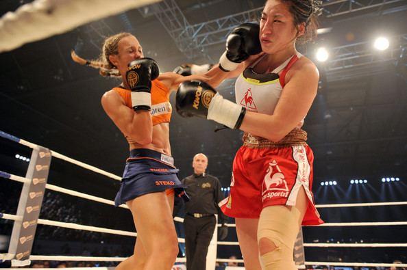Lim Su-Jeong (kickboxer) Sujeong Lim Photos quotNight Of The Championsquot Box Event