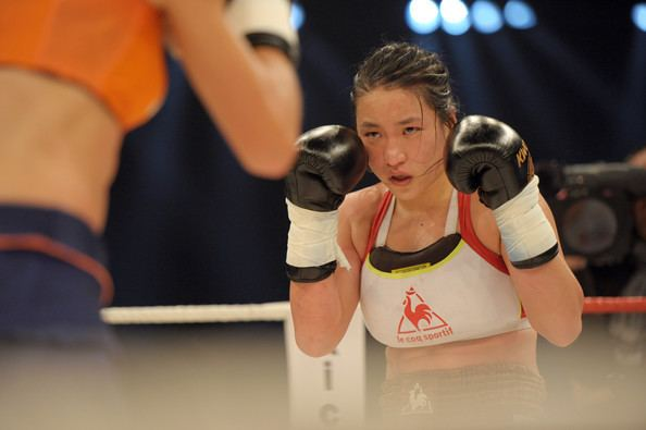 Lim Su-Jeong (kickboxer) Sujeong Lim Pictures quotNight Of The Championsquot Box Event