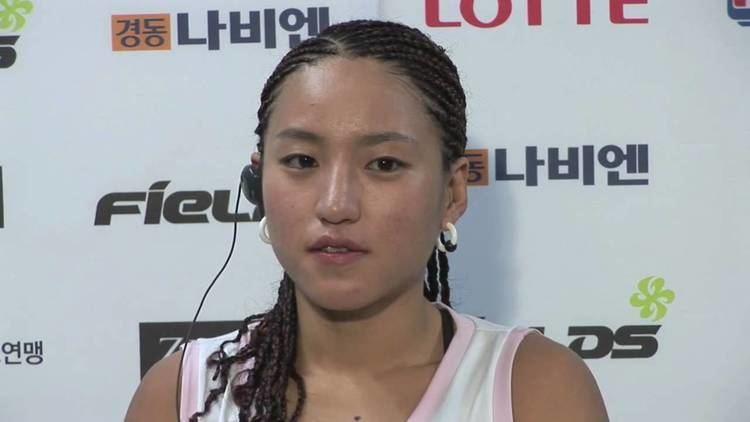 Lim Su-Jeong (kickboxer) Su Jeong Lim PostFight Interview Sep242009 YouTube