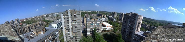 Liman, Novi Sad Novi Sad Liman Roofs Panorama by Uki021 on DeviantArt