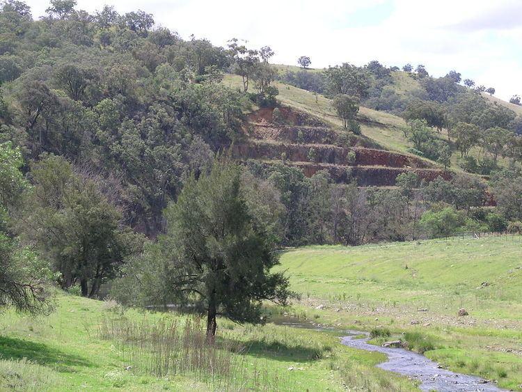Limbri, New South Wales