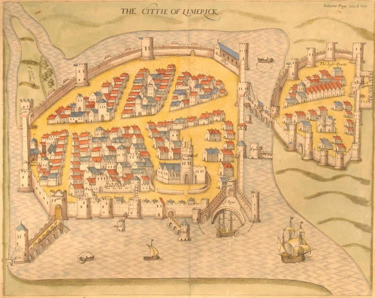 Limerick in the past, History of Limerick