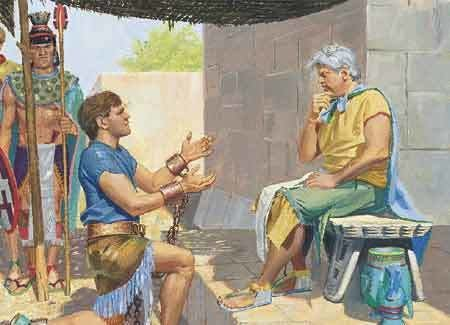 Limhi Book of Mormon Stories Chapter 16 King Limhi and His People Escape