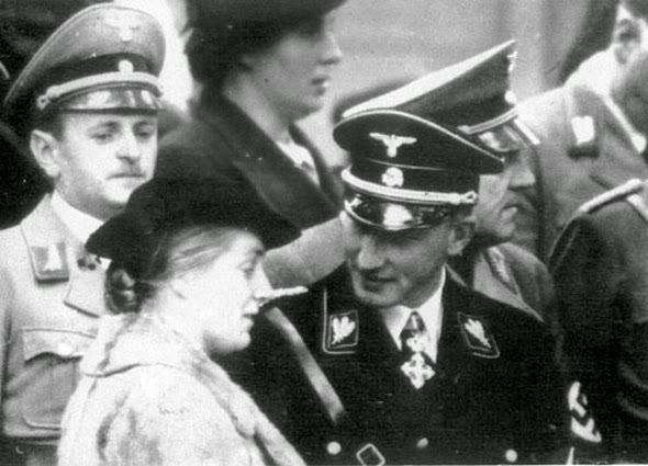 Lina Heydrich Britannia Lina Heydrich39s memories of her dead husband