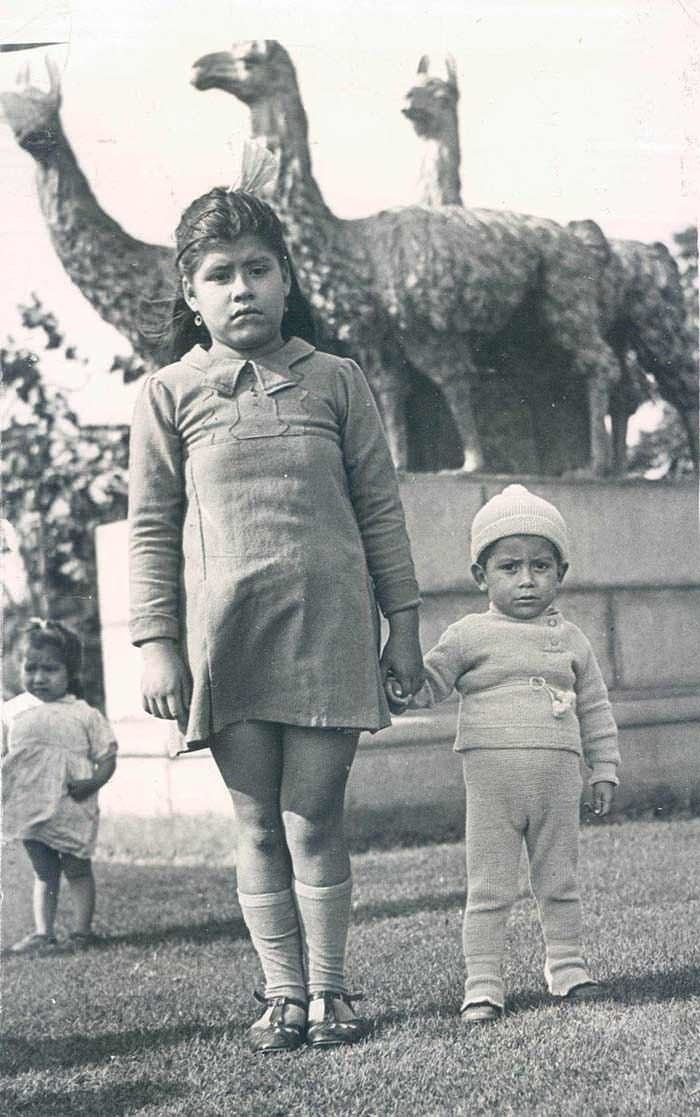 Lina Medina ~ 5 Year OLD Youngest Mother Ever To Give Birth