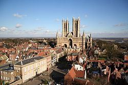 Lincoln, England Lincoln England Wikipedia