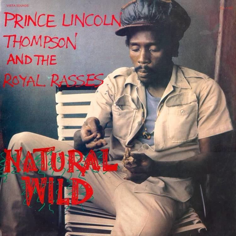 Lincoln Thompson Prince Lincoln Thompson amp The Royal Rasses People love