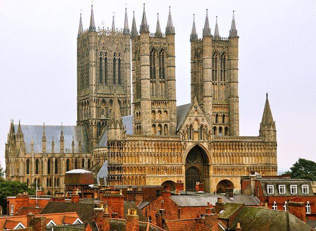 Lincolnshire Tourist places in Lincolnshire