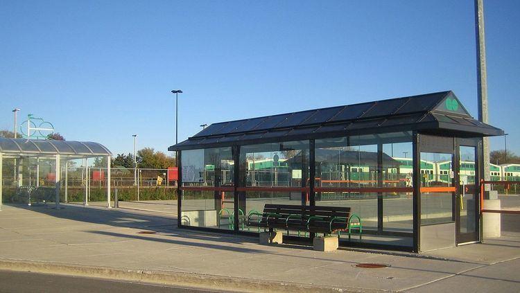 Lincolnville GO Station