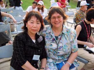 Linda Arrigo The View from Taiwan Green Island Commemoration 2005