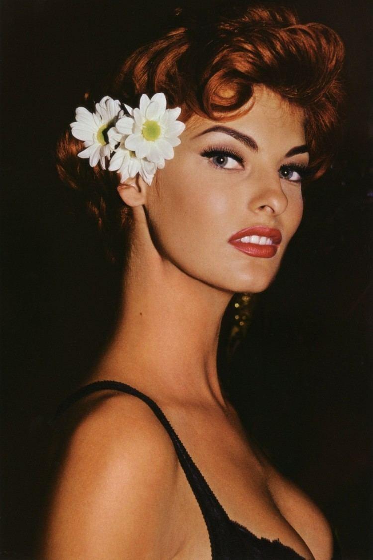 Linda Evangelista Linda Evangelista Models Skinny Gossip Forums
