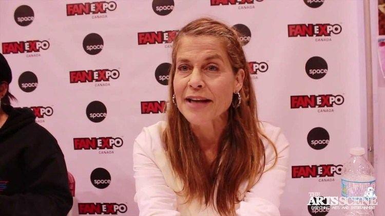 Linda Hamilton Linda Hamilton Interview at Fan Expo 2013 YouTube