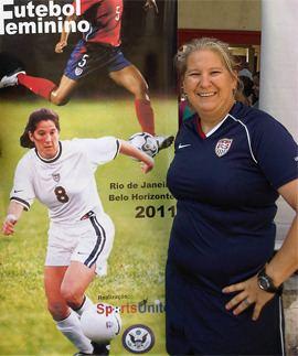 Linda Hamilton (soccer) Linda Hamilton soccer Wikipedia
