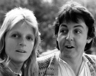 Linda McCartney Linda McCartney Linda McCartneys Story Before and With Paul
