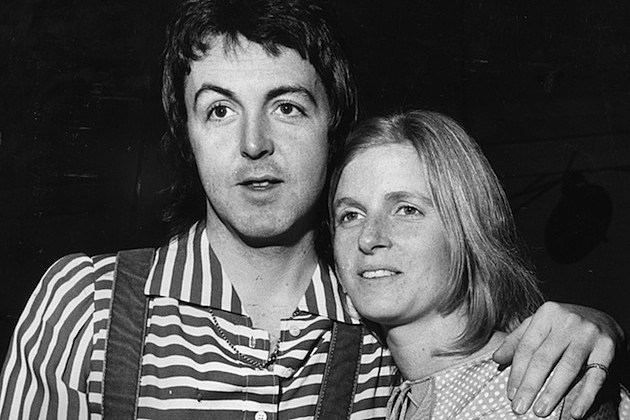 Linda McCartney 10 Things You Didn39t Know About Linda McCartney