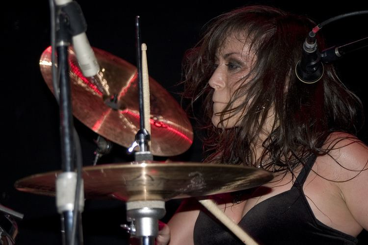 Linda McDonald Metal Chick of the Month Linda McDonald THE