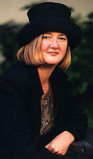 Linda McRae dropdcomissue72LindaMcRaeseatedjpg