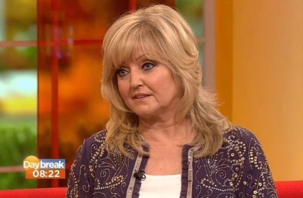 Linda Nolan CBB39s Linda Nolan talks self harm admits abuse forced her