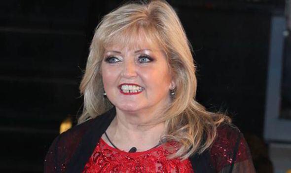 Linda Nolan CBB 2014 Linda Nolan evicted as arch nemesis Jim Davidson