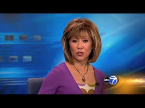 Linda Yu News Blooper ABC7 WLSTV anchor do overs 3 times YouTube