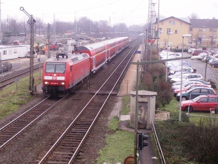 Lindern station