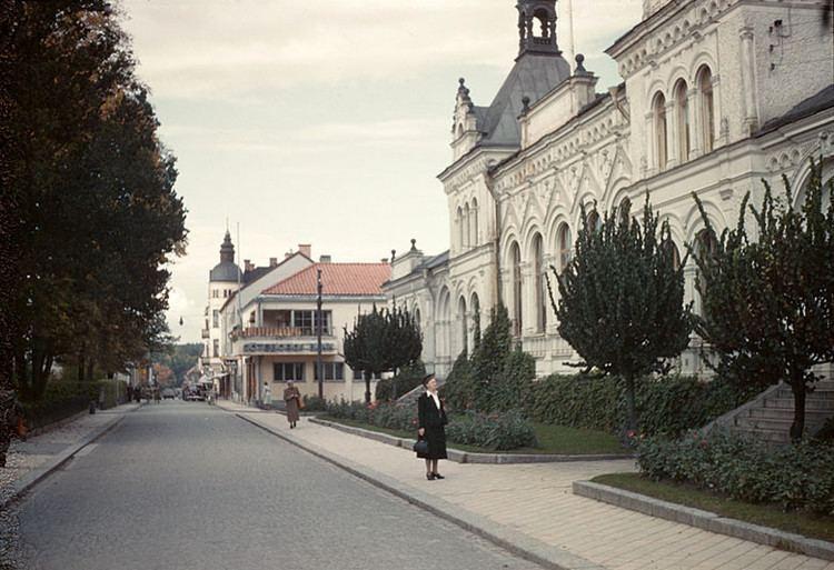 Lindesberg in the past, History of Lindesberg