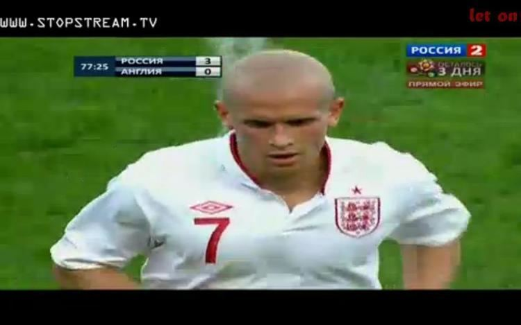 Lindon Meikle MEIKLE PLAYS 78 MINUTES FOR ENGLAND C IN RUSSIA Stagsnet