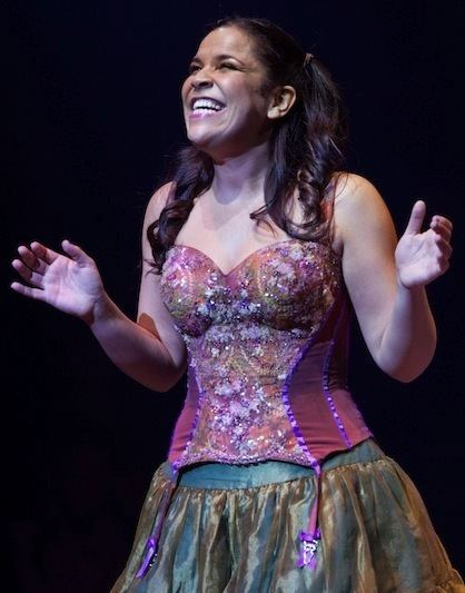 Lindsay Mendez Oh bless the Lord my soul Lindsay Mendez in the 2011 Broadway