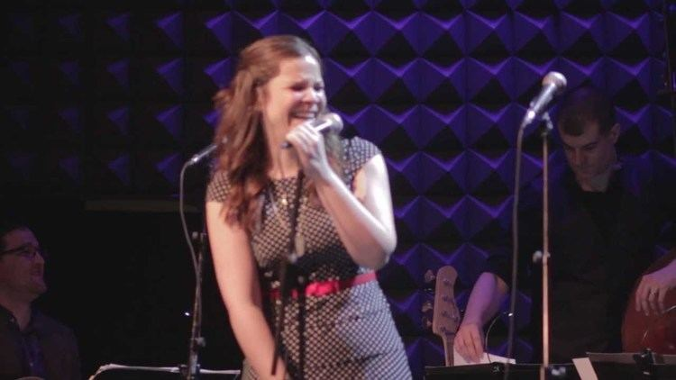 Lindsay Mendez Lindsay Mendez Pretty Funny from DOGFIGHT LIVE at Joes Pub
