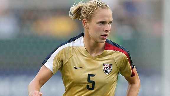 Lindsay Tarpley Equalizer Soccer Tarpley thinking longterm hopeful to