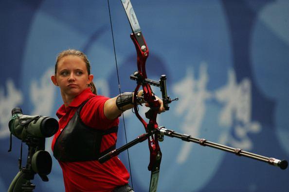 Lindsey Carmichael Lindsey Carmichael Photos Paralympics Day 7 Archery