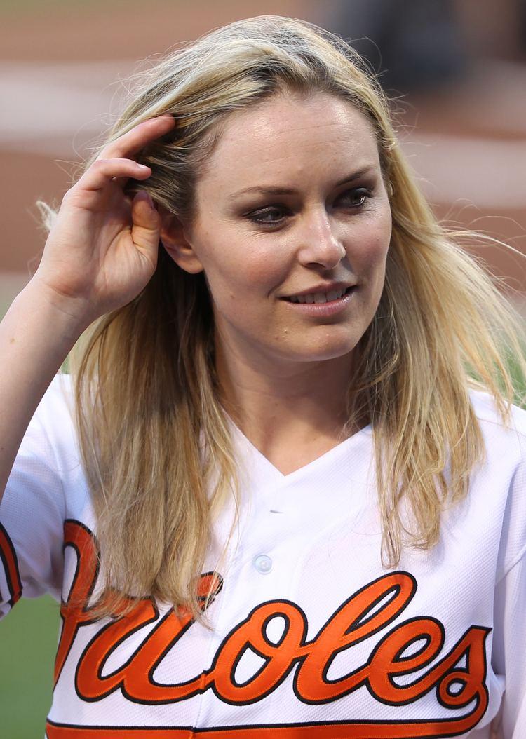 Lindsey Vonn httpsuploadwikimediaorgwikipediacommons77