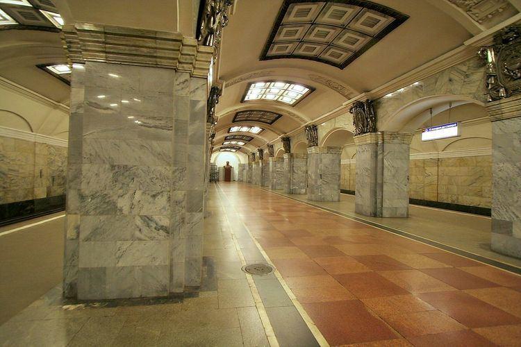 Line 1 (Saint Petersburg Metro)