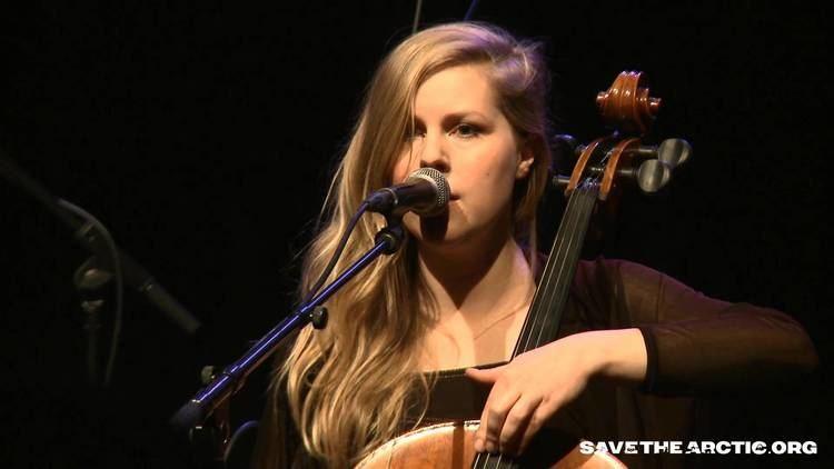 Linnea Olsson Linnea Olsson Ah Live at Arctic Lovebomb 2013 YouTube
