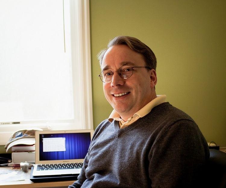 Linus Torvalds Linus Torvalds Biography Childhood Life Achievements Timeline