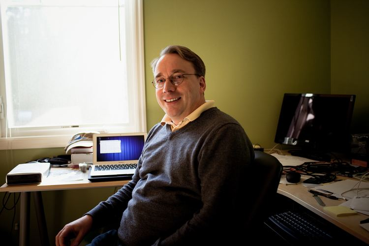 Linus Torvalds Linuxs Creator Wants Us All to Chill Out About the Leap Second WIRED