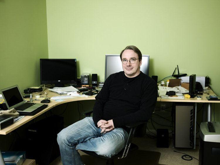 Linus Torvalds Linus Torvalds shares 2012 Millennium Technology Prize with stem