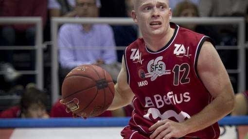 Lionel Bosco Le basketteur Lionel Bosco plac sous mandat d39arrt aprs