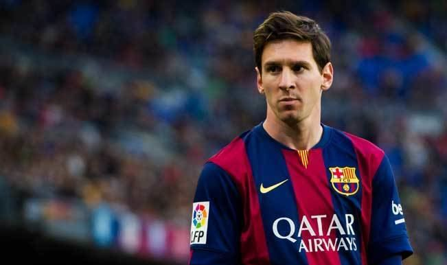 Lionel Messi Barcelona star Lionel Messi to become father for the