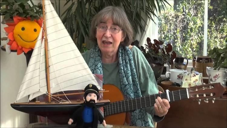 Lionel Morton Rock gently sail boat a lullaby from Play School by Lionel Morton