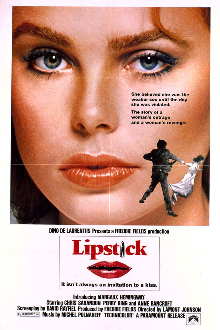 Lipstick (film) wwwgstaticcomtvthumbmovieposters37829p37829