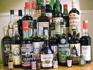 Liqueur List of liqueurs Wikipedia