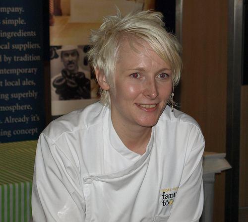 Lisa Allen Chef Lisa Allen Northcote39s Head Chef at Nigel Haworth39s