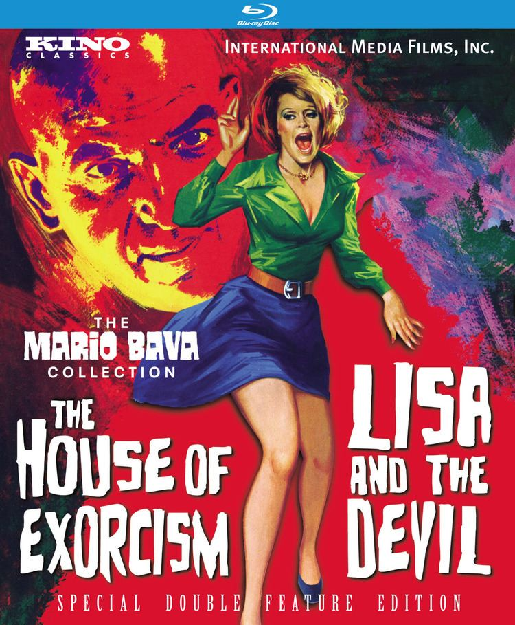 Lisa and the Devil Lisa and the Devil amp The House of Exorcism Kino Lorber Theatrical