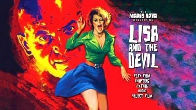 Lisa and the Devil Lisa and the Devil The House of Exorcism Remastered Edition DVD