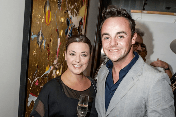 Lisa Armstrong Ant McPartlin39s wife tweets fury at 39scumbags39 who stole