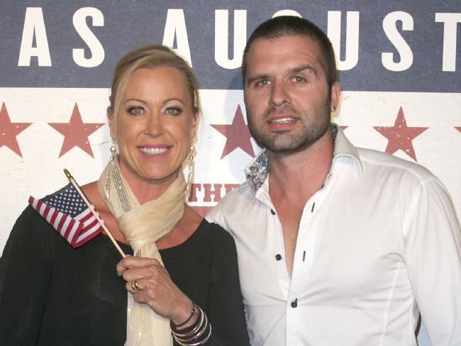 Lisa Curry Lisa Curry has broken up with toyboy boyfriend after five years reports