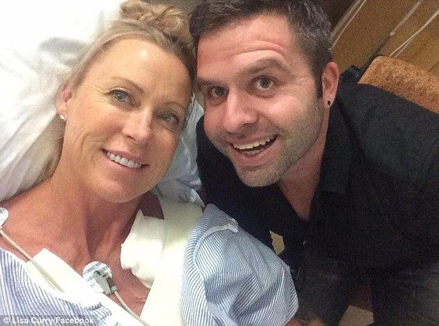 Lisa Curry Lisa Curry undergoes second heart op in seven years with Joels