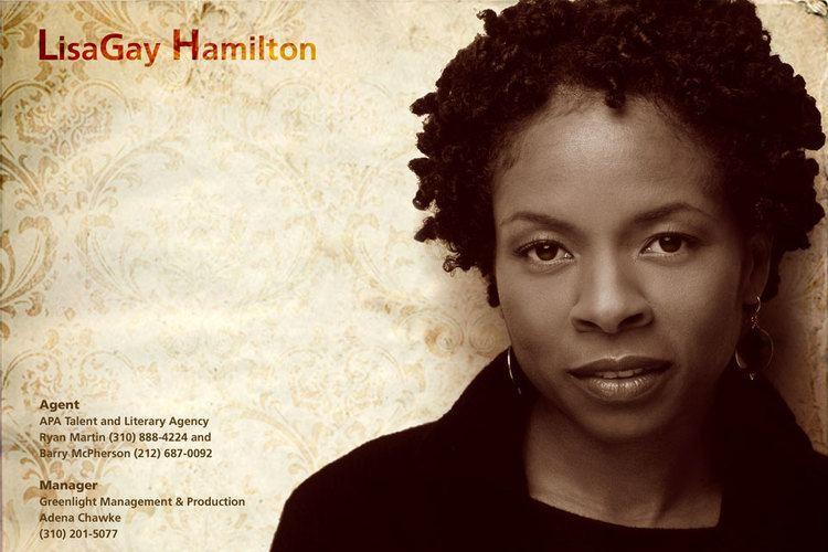 Lisa Gay Hamilton LisaGay Hamilton Official Website Film Television and Theater